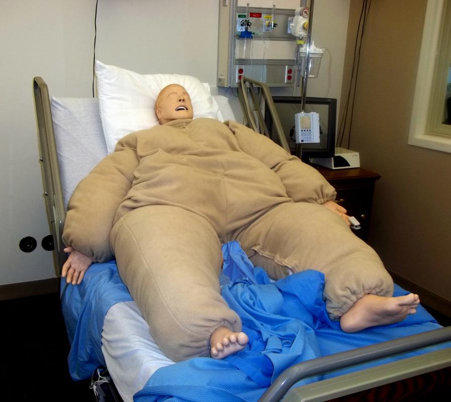 obesity-training-dummy
